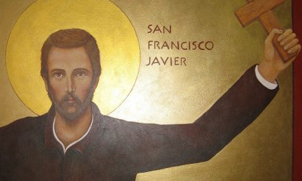Life and work of Saint Francis Xavier