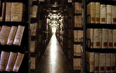 Los archivos secretos del Vaticano