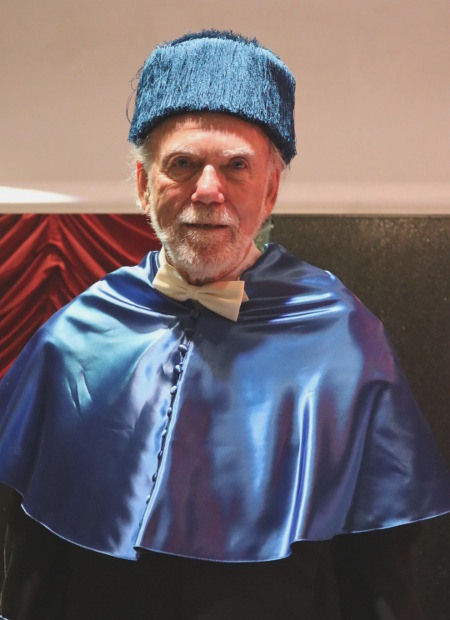 Dr. Barry Clark Barish