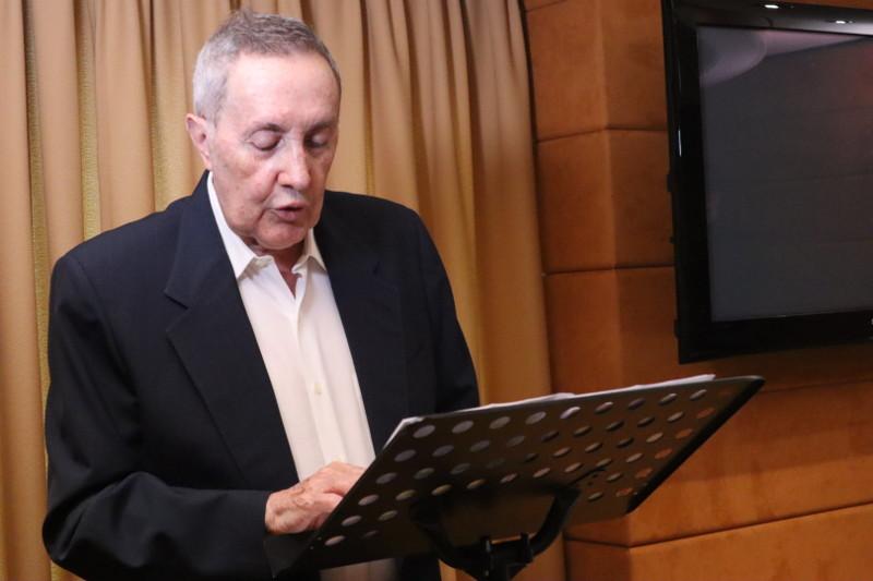 Dr. Francisco Javier Llovera - ponencia IV Acto Internacional