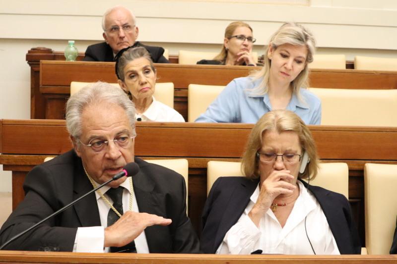 Dr. Pedro Clarós - Pontificia Academia de las Ciencias