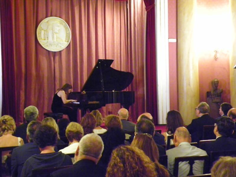 Conciertos con alma VI. Edith Peña, pianista