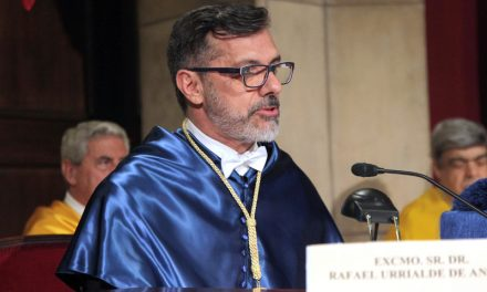 Video summary of the admission of Rafael Urrialde