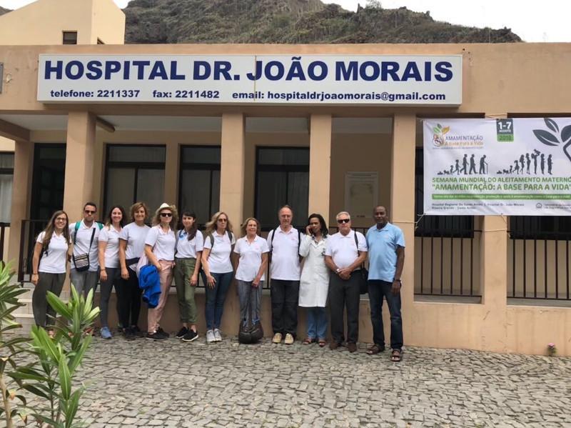 Fundacion Claros mision a Cabo Verde 2018