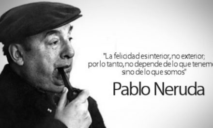 The first Pablo Neruda