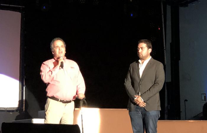 M. Guillermo Prieto Salinas, rector de la Universidad Iberoamericana Torreón