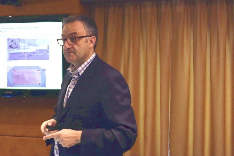 Manuel Murillo, ponencia en el IV acto internacional