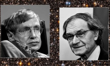The universe of Hawking and Penrose