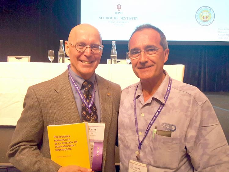 Dr. Larry Garetto - Dr. Josep Maria Ustrell