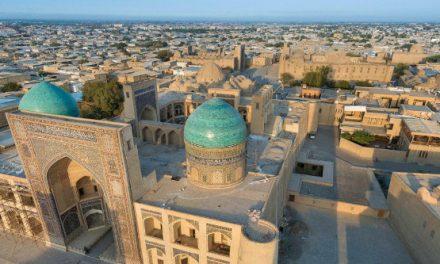 Misión Uzbekistán
