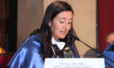 Video summary of admission as academician of Sònia Fernández-Vidal