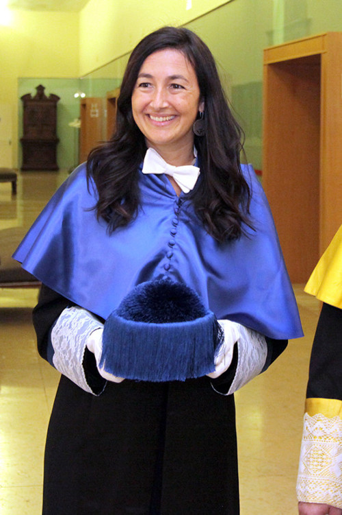 Ingreso en la RAED de la Dra. Sonia Fernández Vidal