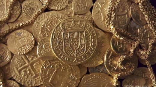 tesoro numismático