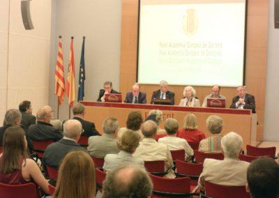 Debate sobre el futuro de las pensiones