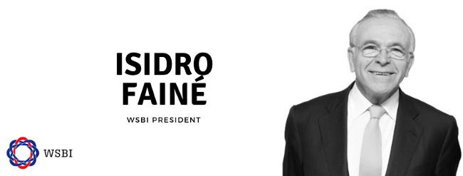 Isidro Fainé, nuevo presidente del WSBI