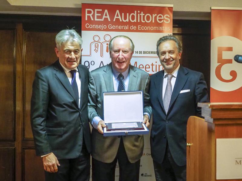 José María Gay de Liebana, miembro de honor del REA