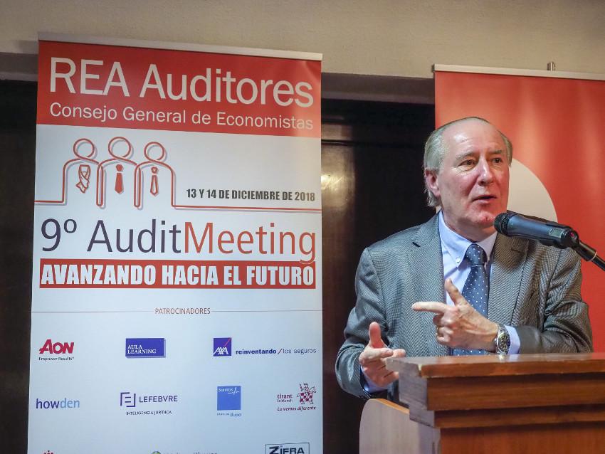 José María Gay de Liébana miembro de honor del REA