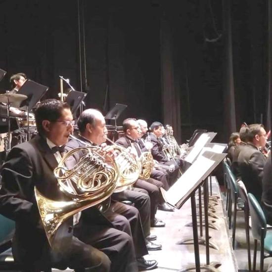 Orquesta Sinfónica de Cuenca, en el homenaje a Rosalía Arteaga