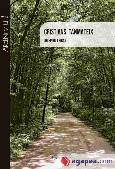 """Llibre """"Cristinas, tanmateix"""" de Josep Gil i Ribas"""