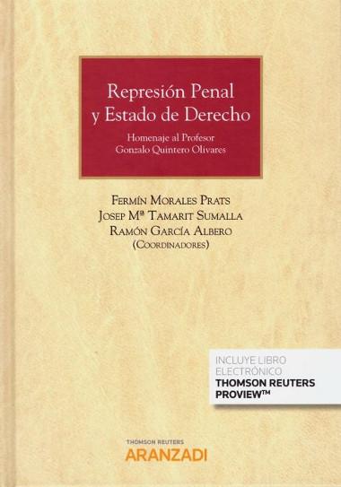 Libro Represión Penal y Estado de Derecho
