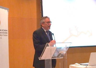 Frederic Borràs - RAED ¿Estamos preparados para la próxima crisis?