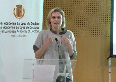 Tatiana Kourochkina . Directora de la Fundación Quo Artis ¿Qué entendemos por Arte robótica?