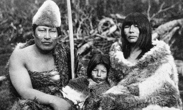 The first settlers of the Americas' far south