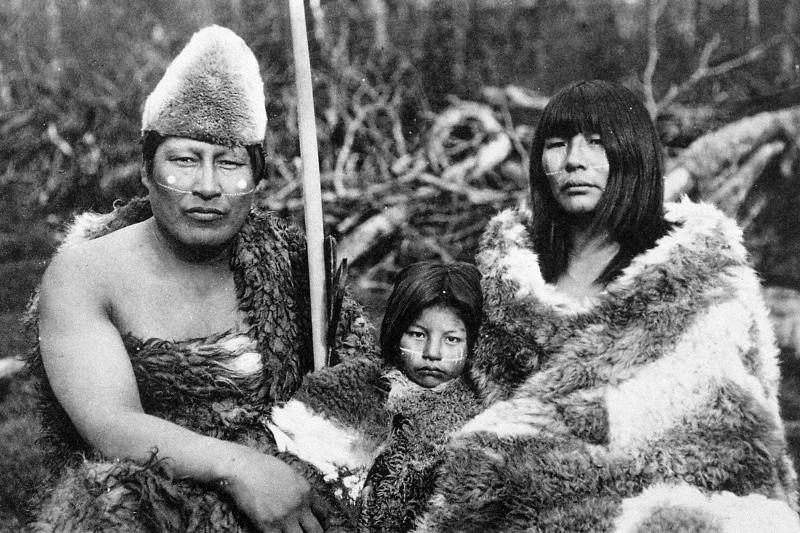 Els primer pobladors de l'Amèrica Austral
