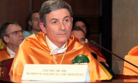 Vídeo-resum de l'ingrés de Ramón M. Soldevila de Monteys