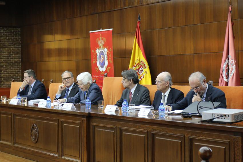 """Debate """"Patrimonio Mundial e inmaterial de España""""º"""