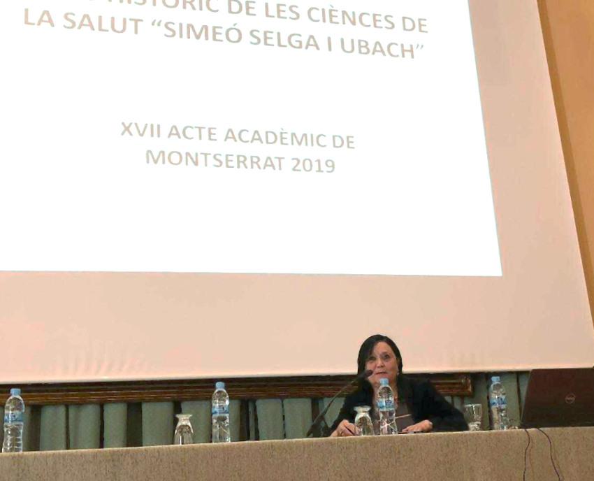 Dra. Mª dels Àngels Calvo Torras
