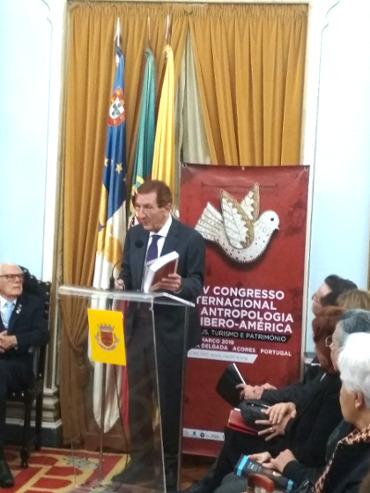 congreso internacional antropología Ángel Aguirre Baztán