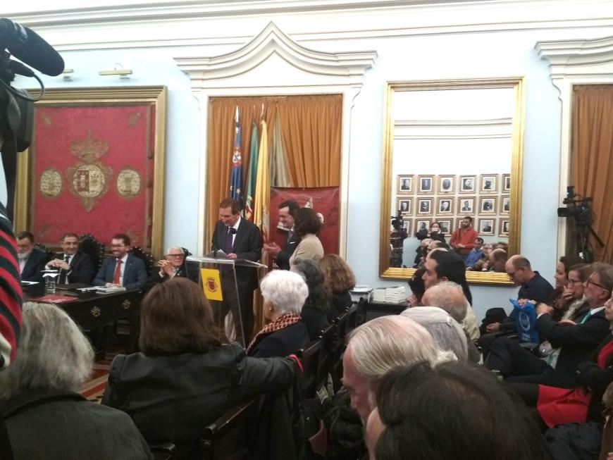 Congrés internacional d'antropologia - Ángel Aguirre Baztán