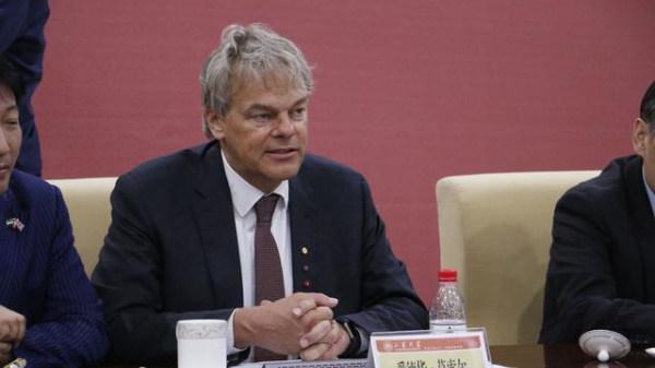 Edvard Moser Premio Nobel de Medicina 2014
