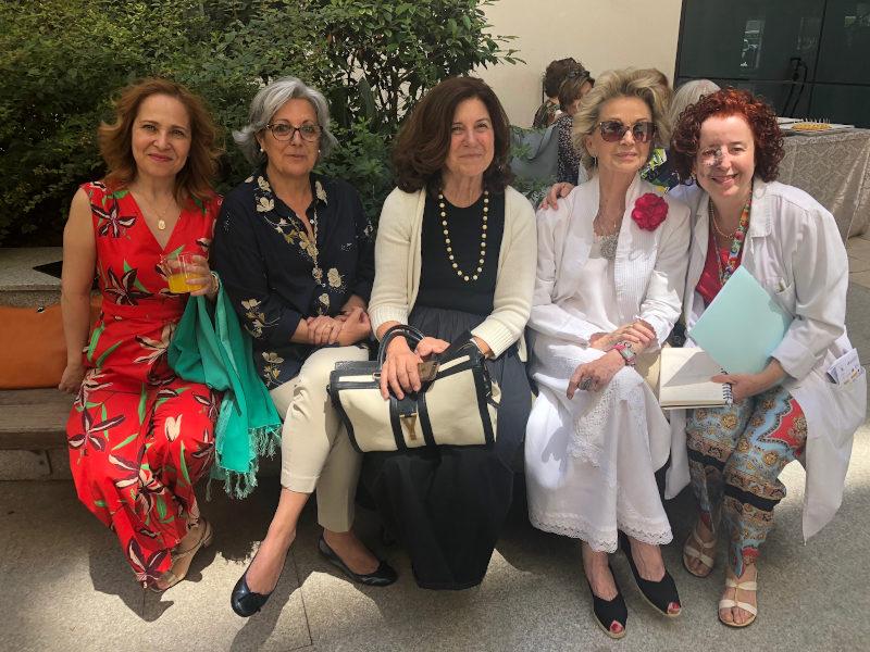 """exposición """"Mujeres galardonadas con el Nobel de Literatura"""""""