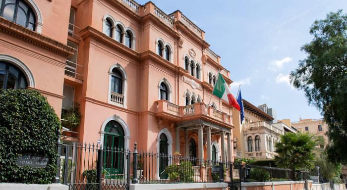 Casa Degli Italiani - Barcelona