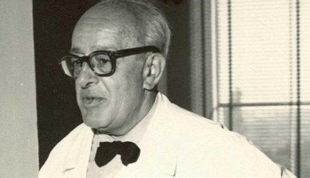 Academicians of our centennial history: Carlos Jiménez Díaz