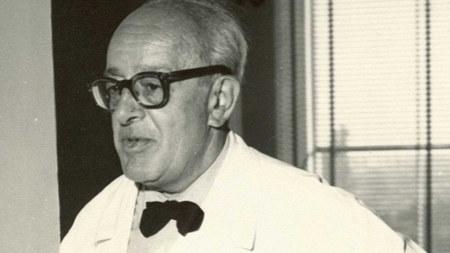 Académicos de nuestra historia centenaria: Carlos Jiménez Díaz