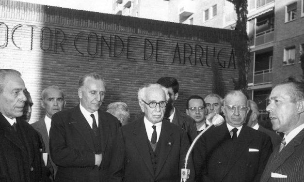 Académicos de nuestra historia centenaria: Hermenegildo Arruga Liró