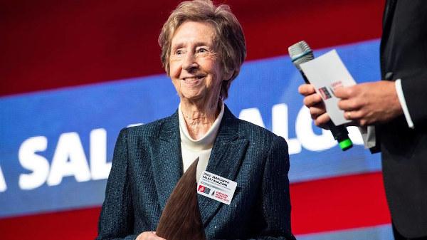 Margarita Salas, Premio al Inventor Europeo