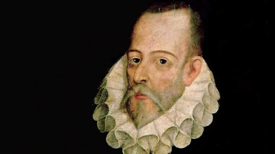 Cervantes, farmacèutic