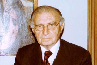 Acadèmics de la nostra història centenària: Ramón Sarró Burbano