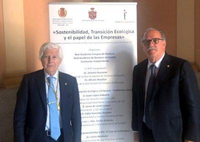 debate Sostenibilidad transicion ecologica y el papel de las empresas 1