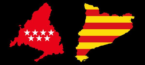 Un catalán en Madrid