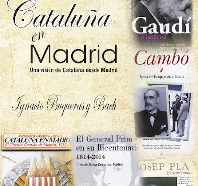 Catalonia from Madrid