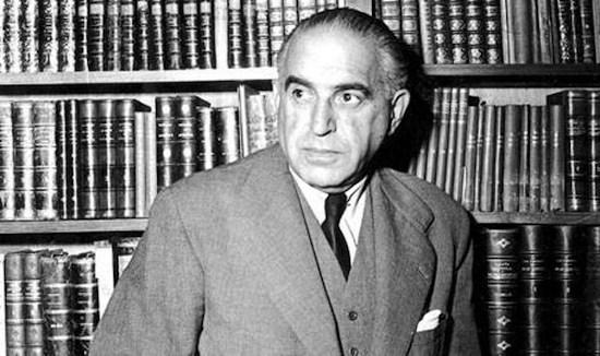 Academicians of our centennial history: Gregorio Marañón y Posadillo