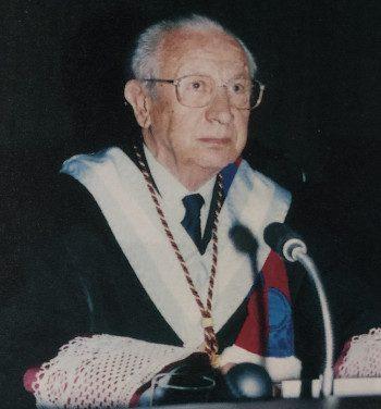 Académicos de nuestra historia centenaria: Juan Antonio Samaranch