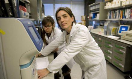 Una imparable carrera com a científica i com a mare de família