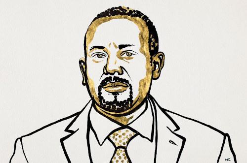 Primer ministro de Etiopía, Abiy Ahmed Ali