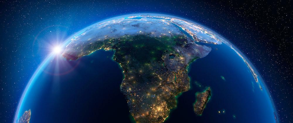 Africa knocks on your door